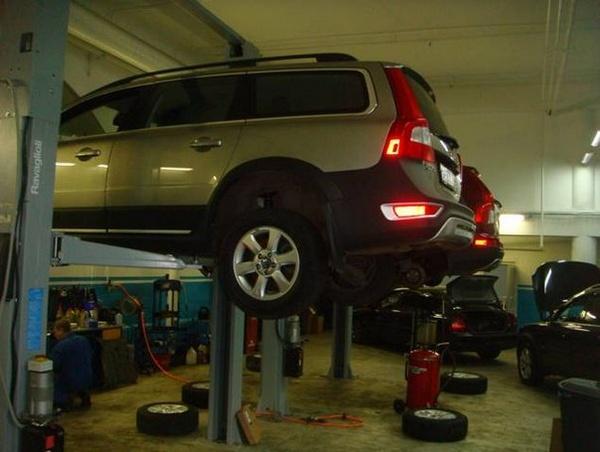 ремонт вольво в санкт-петербурге легковых автомобилей